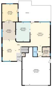 23551 Chatfield Way Valencia California Floor 1